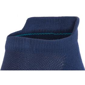 P.A.C. SP 1.0 Footie Active Calcetines cortos Hombre, azul